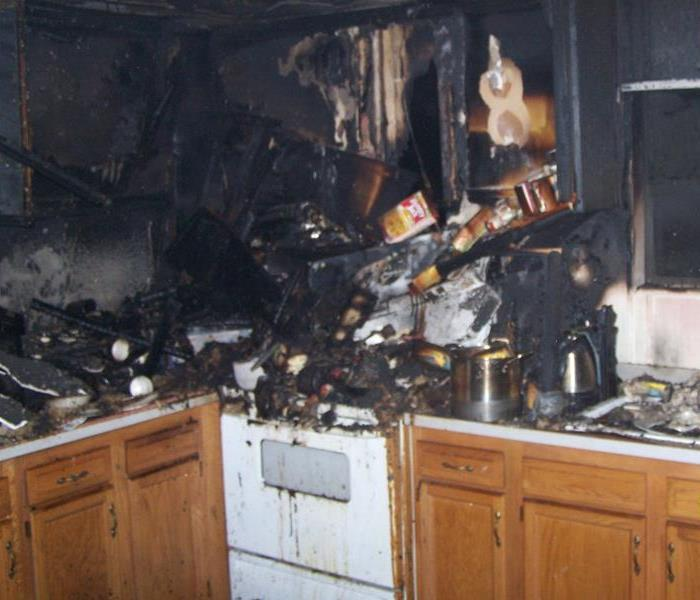 Kitchen Fires Servpro Of Southwest Lubbock