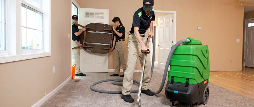 Lubbock, TX residential restoration cleaning
